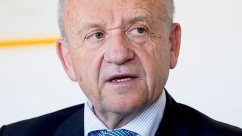 """""""Die meisten unserer Kunden haben mehrere Vermittlungshemmnisse."""" Norbert Bach, Geschäftsführer des Jobcenters Heidenheim. Foto: Eppler"""