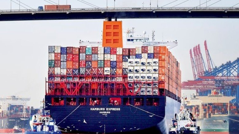Export: 40 Prozent der deutschen Wirtschaftsleistung hängen davon ab. Foto: Reuters