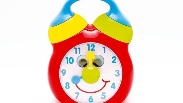 Im Takt der Uhr: Der Alltag einer Familie will gut geplant sein. Foto: Mauritius