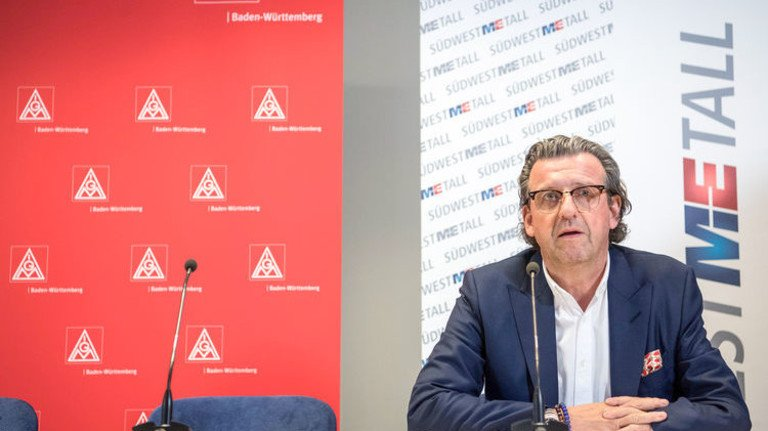 Stefan Wolf: Er führt den großen Autozulieferer ElringKlinger. Foto: dpa