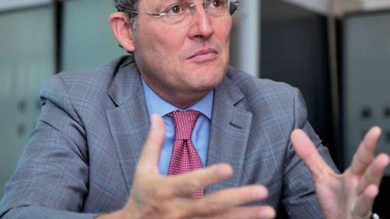 """Klare Ansage: Rainer Dulger warnt vor """"abgehobenen Fantasievorstellungen"""". Foto: dpa"""