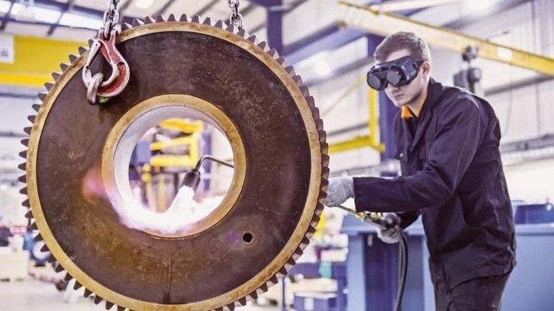 Industrieproduktion: Hohe Qualität lässt sich gut verkaufen. Foto: Getty