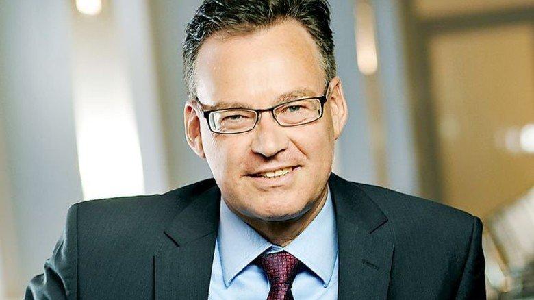 Axel Gedaschko, Präsident des Wohnungswirtschaftsverbands GdW. Foto: Verband
