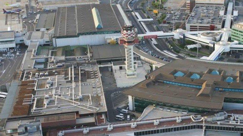 Rang 8: Flughafen Rom-Fiumicino