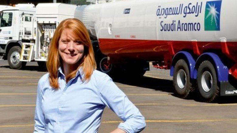 Wegbereiterin: Julia Esterer verkauft ihre Trucks auch in exotische Länder. Foto: Scheffler