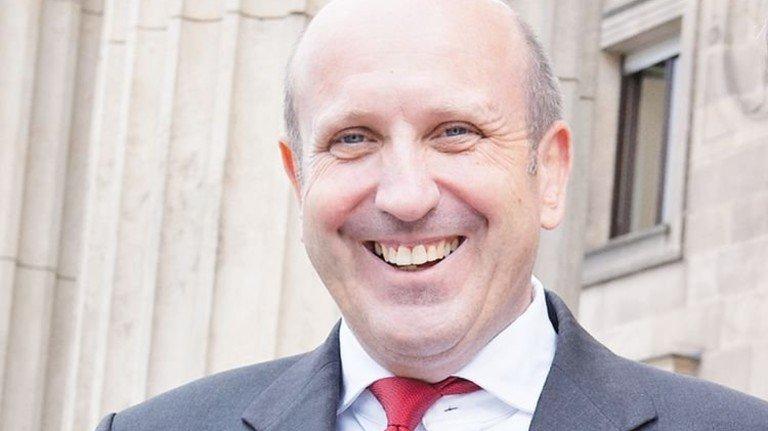 Dirk Pollert, Hauptgeschäftsführer des Arbeitgeberverbands HESSENMETALL. Foto: HESSENMETAlL