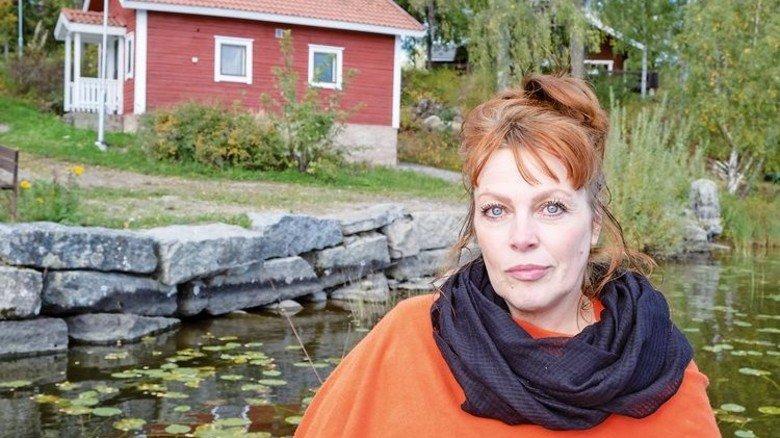Engagiert: Maarit Tiittanen, Integrationskoordinatorin. Foto: Roth