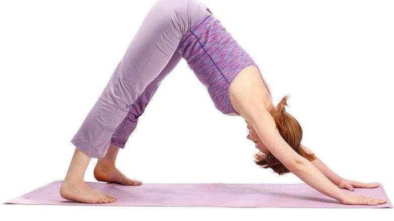Bei sich ankommen: Yoga eröffnet den Blick ins eigene Innere. Foto: Adobe Stocke