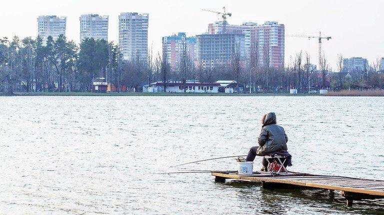 Fischen in der Stadt: Ein Trend, der besonders junge Menschen fasziniert.