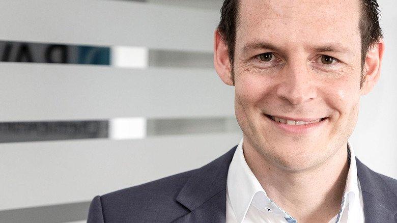 Experte für Digitalisierung: Andreas Ogrinz will den anstehenden Wandel mit den Sozialpartnern gestalten.