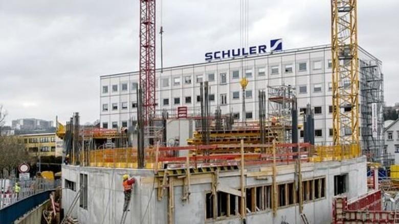 Innovation Tower: Das neue Gebäude soll 50 Meter hoch werden und Arbeitsplätze für Entwickler bieten. Foto: Mierendorf