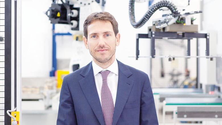 """Ceemet-Präsident Diego Andreis: """"Die Industrie braucht eine starke Europäische Union."""""""
