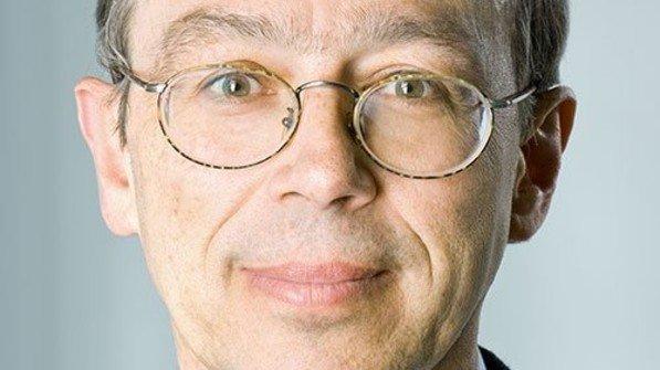Gerhard Laub. Foto: TÜV Süd