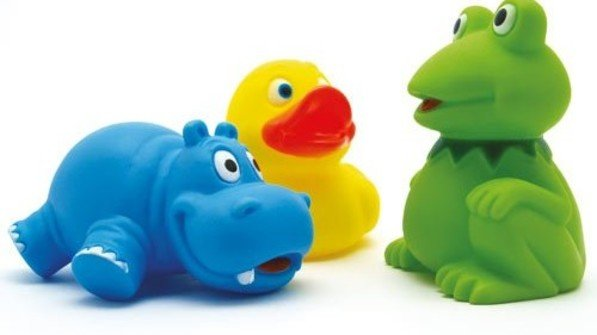 Knuffig: Im Spielzeug steckt Bio-Weichmacher. Foto: Jungbunzlauer