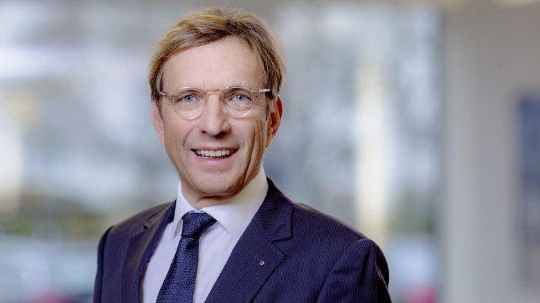 Wolf Matthias Mang, Vorstandsvorsitzender von Hessenmetall