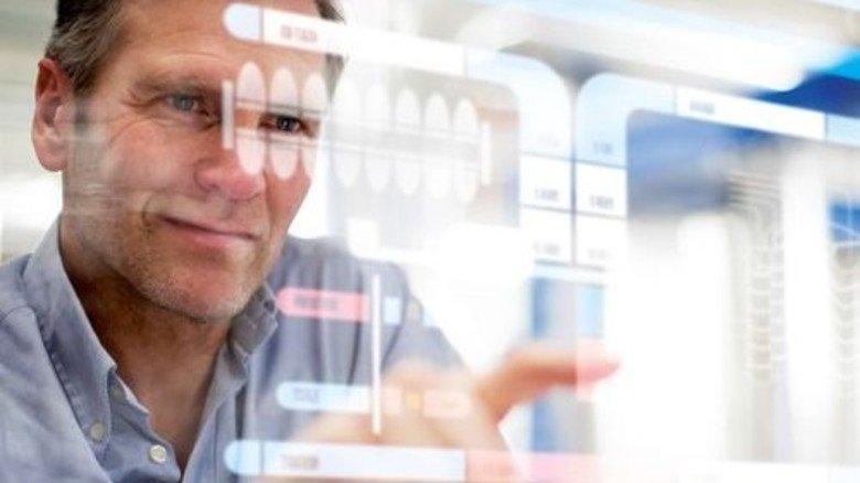 Im Wandel: Prozesse werden künftig mit moderner Technik vernetzt. Foto: Mauritius
