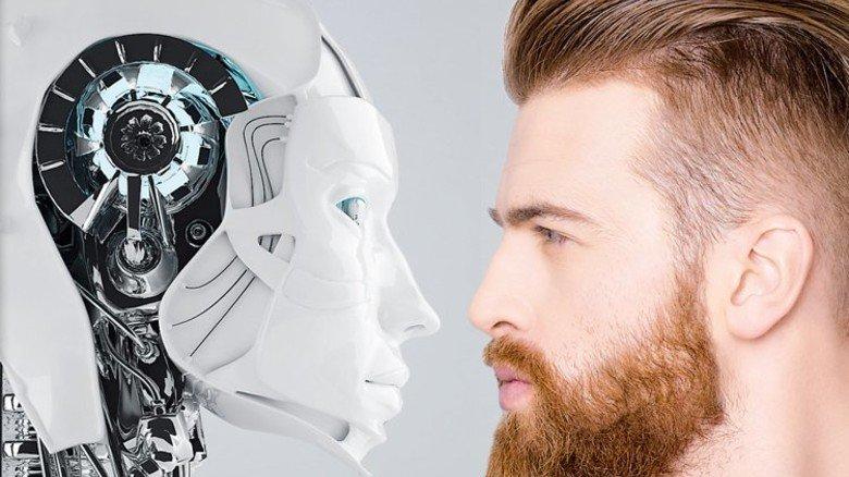Maschine oder Individuum: Der Mensch wird selbst entscheiden müssen, wo er Verantwortung abgibt. Fotos: Fotolia