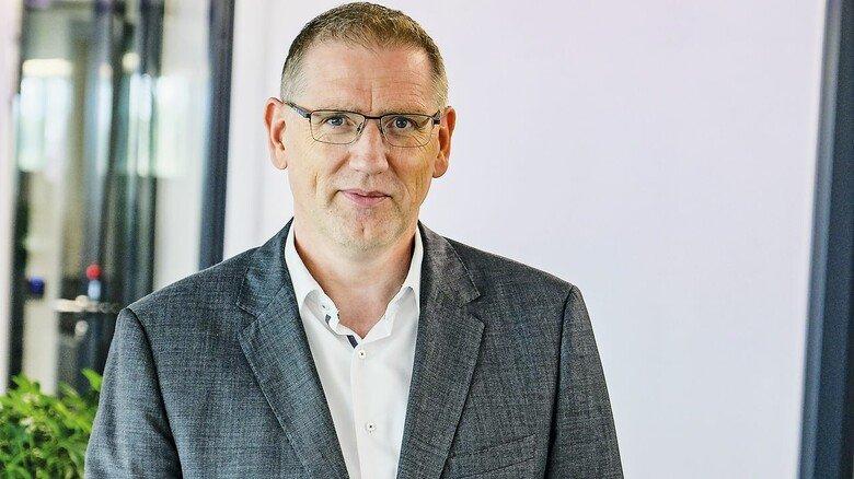"""Georg Weber, Technik-Vorstand von Wilo in Dortmund: """"Wir sind mit voller Last durch Corona gefahren."""""""