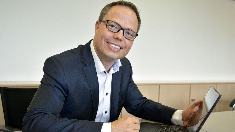 Liebt die täglichen Herausforderungen durch die Digitalisierung: Dr. Jürgen Krämer, General Manager IoT & Analytics bei der Software AG in Darmstadt.