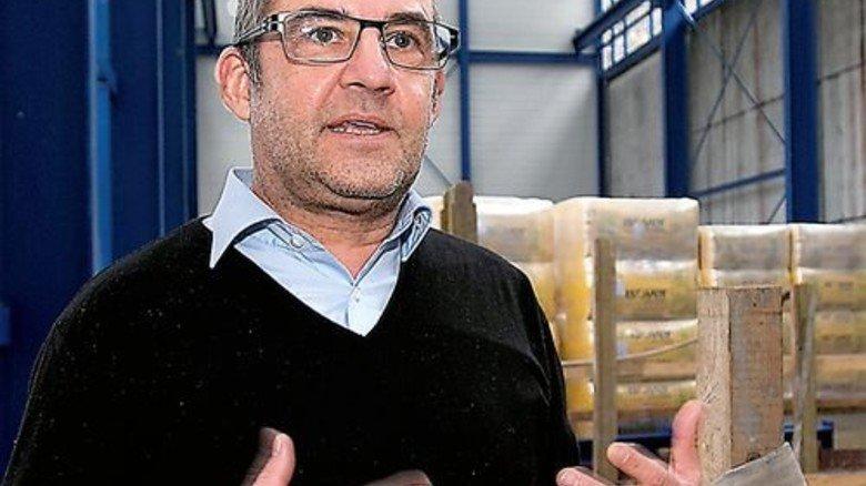 """""""Das Bündnis ist eine Win-win-Situation."""" Joachim Schondelmaier, Geschäftsführer. Foto: Mierendorf"""