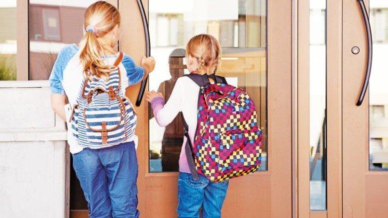 Kein Durchkommen: An Schulen gibt es viel zu wenig Betreuungsplätze. Foto: GETTY