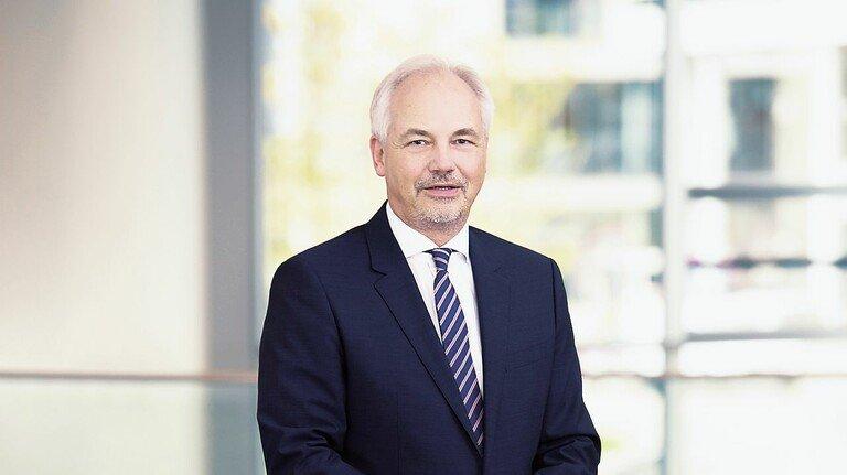 Peer-Michael Dick, Hauptgeschäftsführer von Südwestmetall.