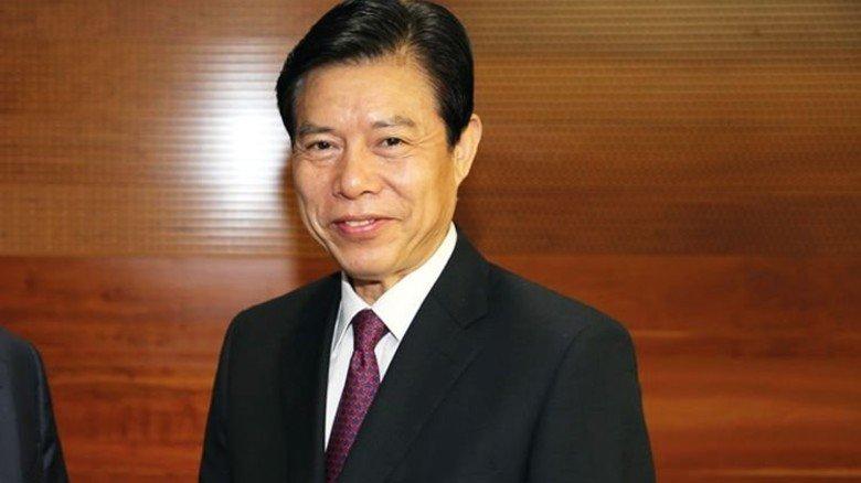 """""""In einem Handelskrieg gibt es keine Gewinner. Er wird China und die USA und die Welt nur in die Katastrophe stürzen."""" Zhong Shan, chinesischer Handelsminister. Foto: Wikipedia"""