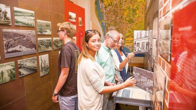Spannende Infos im Küstenmuseum.