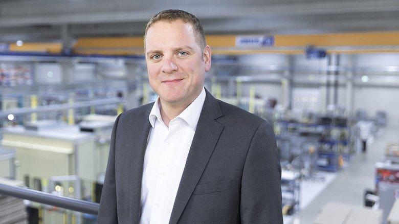 Stratege: Kaco-Entwicklungschef Andreas Genesius hat eine Technologie-Roadmap entwickelt.