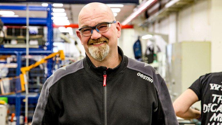 Erfahrener Ausbilder: Andreas Rohde von Gestra in Bremen.