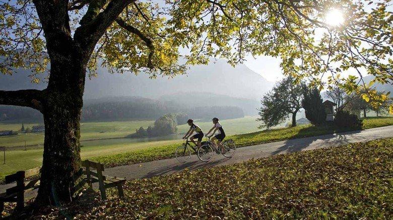 Der Chiemgau: Idylle in Südost-Oberbayern.