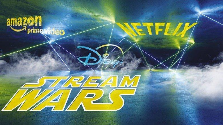 Krieg der Streamer: Experten erwarten für 2020 den großen Kampf der Videoportale um Marktanteile.