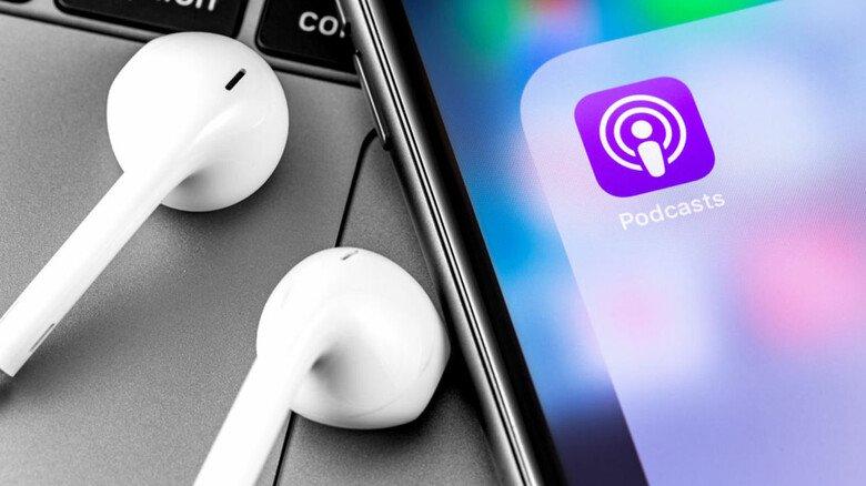 Boom ohne Ende: Podcasts sind derzeit schwer angesagt. Konsumiert werden sie zumeist übers Smartphone.