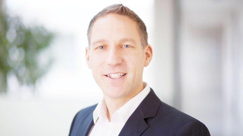 """Daniel Beer, Fraunhofer-Institut für digitale Medientechnologie: """"Künftig können Lautsprecher einfach wie Computer-Chips hergestellt werden."""" Foto: Fraunhofer IDMT"""