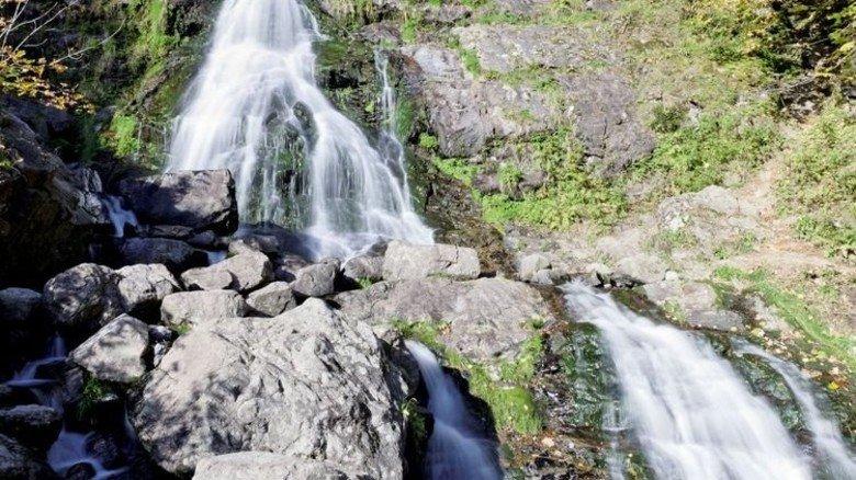 Idyllisch: Zahoransky liegt neben den Todtnauer Wasserfällen. Foto: dpa