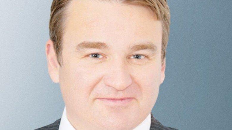 """Geschäftsführer Thomas Pilz: """"Technik soll die Arbeit sicherer machen."""" Foto: Werk"""