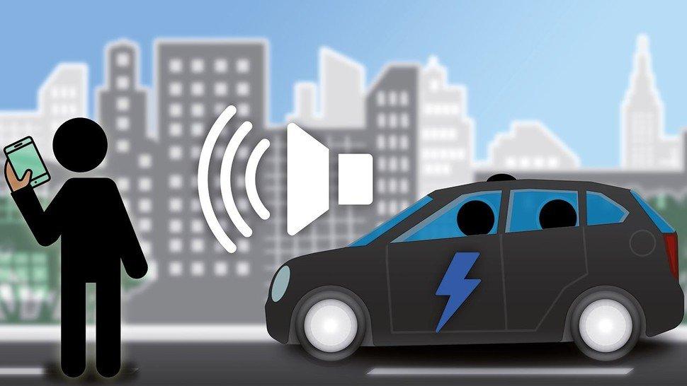 Damit Elektroautos besser gehört werden, brauchen sie ein akustisches Warnsystem. Spezial-Lautsprecher dafür hat Marlok Automotive aus Esslingen entwickelt.