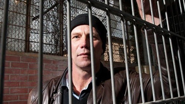 Hinter Gittern: Firmenchef Götz Schmidt-Rimpler lässt auch Zäune um Gefängnisse hochziehen. Foto: Moll