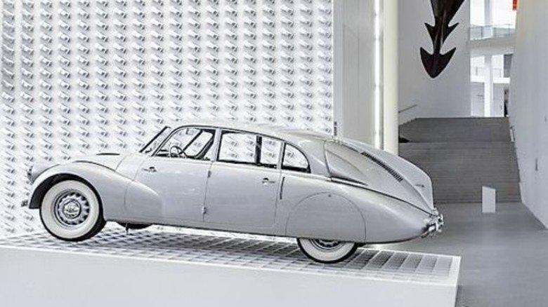 Modernes: Auch Design gehört zu den Sammlungen. Foto: Bayerische Staatsgemäldesammlungen