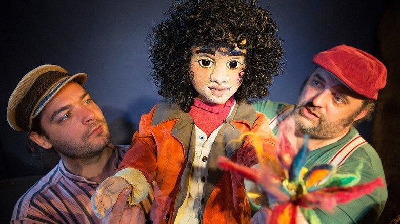 """Schweinfurt: Das Stadttheater inszeniert das moderne Märchen """"Momo""""."""