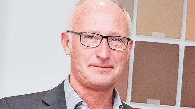 """""""In den vergangenen Jahren hat sich immens viel getan."""" Johannes Dowe, Geschäftsführer bei Wülfing. Foto: Wirtz"""