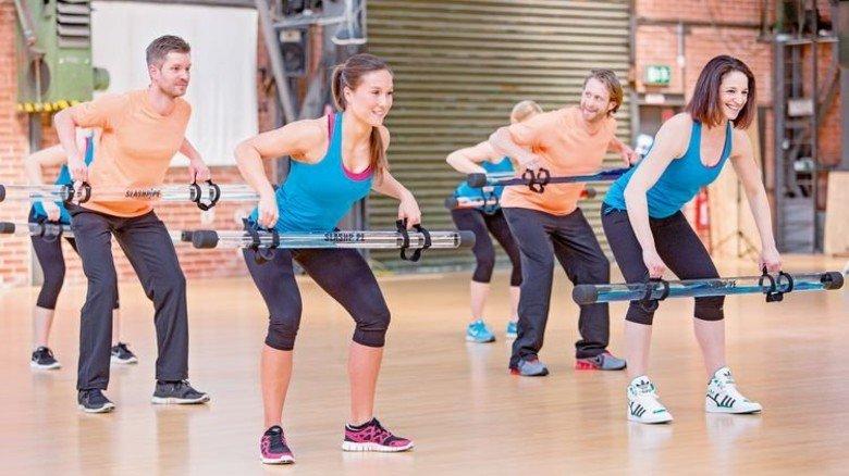Fitness: Viele Hotels haben Sportkurse im Programm. Foto: Slashpipe