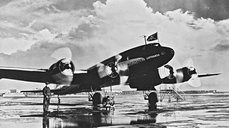 Kultflieger: Die viermotorige Condor wurde von Focke-Wulf konstruiert. Foto: privat