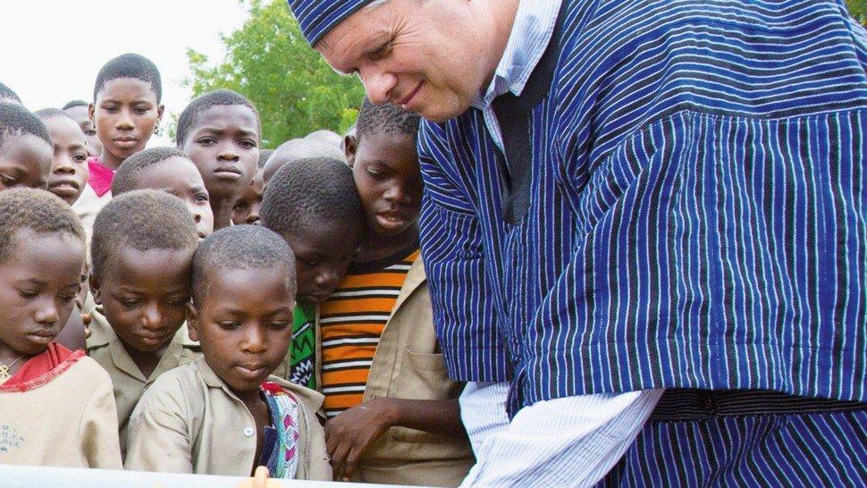 Soziales Engagement: Hygieneprojekt von Sebapharma.