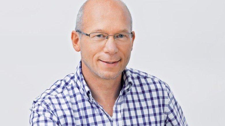 Peter Benz, technischer Ausbilder. Foto: Werk
