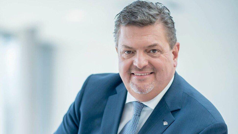 """Dirk Schallock, Vorsitzender der Geschäftsführung der E.G.O.-Gruppe aus Oberderdingen. Sie beschäftigt weltweit rund 5.600 Mitarbeiter und gilt als einer der """" global führenden Zulieferer für Hersteller von Hausgeräten."""