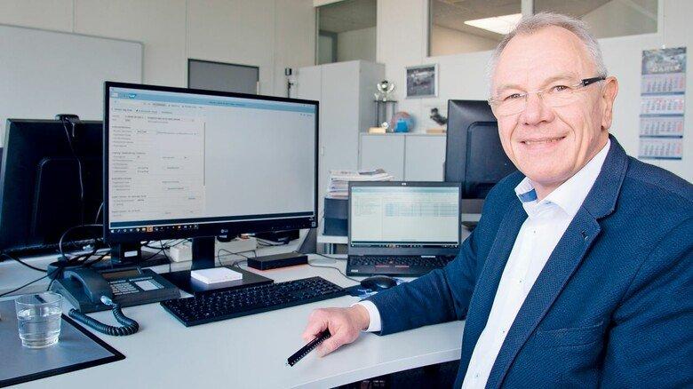 Erfahren: Klaus Bühring kennt sich mit internationalem Vertragsrecht und Fragen der Ausfuhrkontrolle bestens aus.