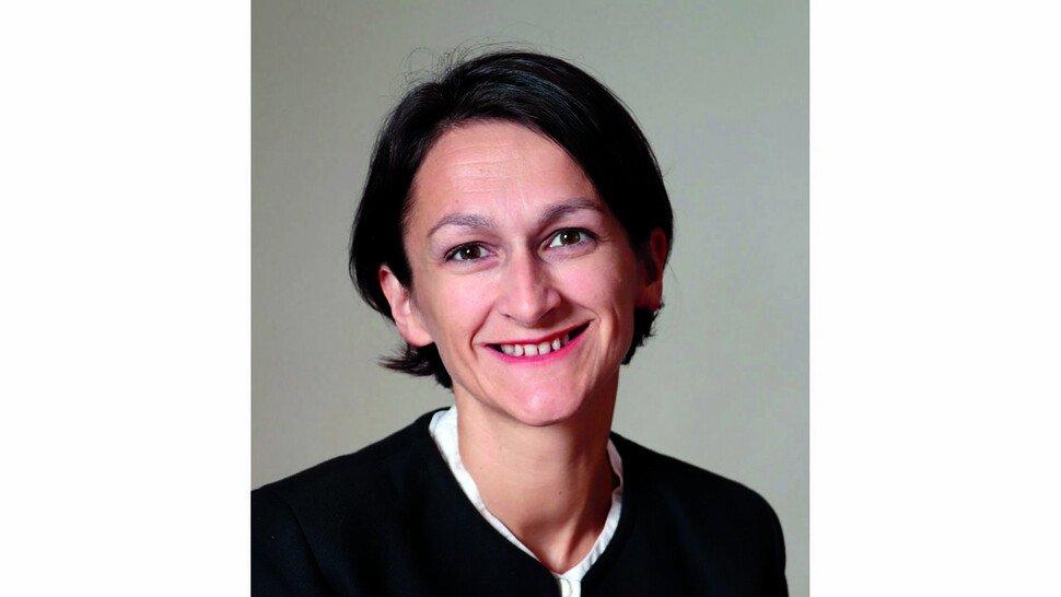 """Alix Chambris, Generalbevollmächtigte der Viessmann Group in Brüssel: """"Man kann klimafreundlich sein und gleichzeitig die deutsche Industrie stärken."""""""