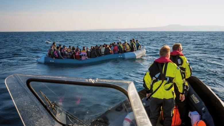 Im Einsatz: Sea-Watch hat bereits mehr als 2.000 Menschen gerettet. Foto: Neugebauer