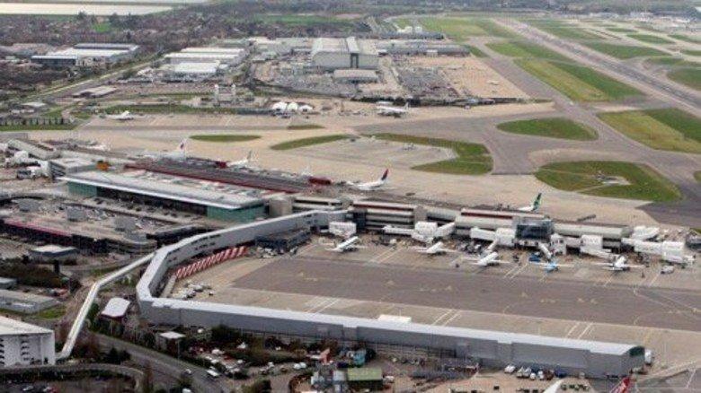 Rang 1: Flughafen London-Heathrow